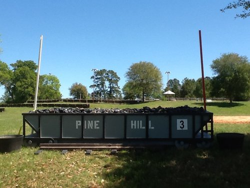 Obstacle 3 - Pine Hill Express Coal Car