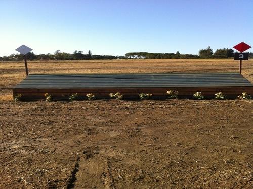Fence 3 - Ramp