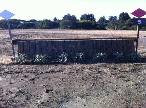 Fence 5 - Skinny wall
