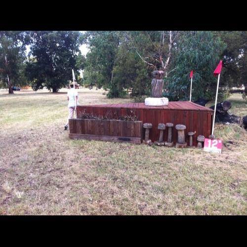 Fence 12 - LEFT CORNER