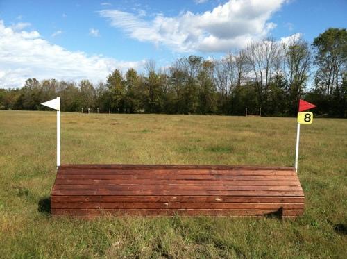 """Fence 8 - """"Confederate"""" Cabin"""