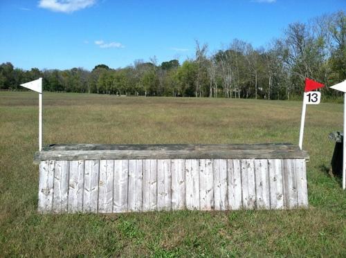 Fence 13 - Half Round Table