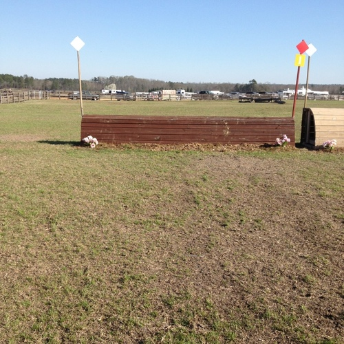 Obstacle 1 -