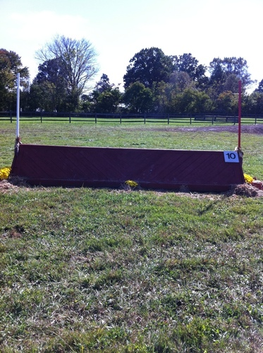 Fence 10 - Red Coop