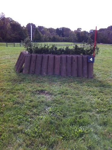 Fence 4 - Brush Palisade