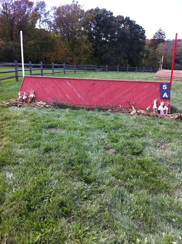 Fence 5A - Red Coop