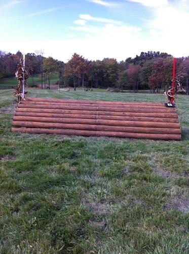 Fence 5B - Ramp