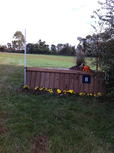 Fence 8 - Corner