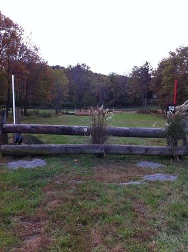 Fence 14 - Fence Line Rails