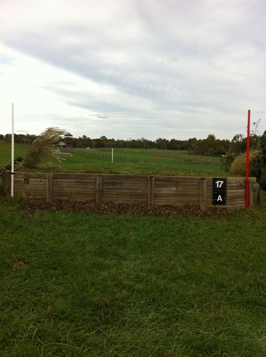 Fence 17A - Bank Up