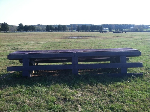 Fence 3 - Brush Table