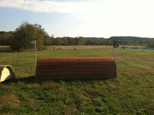 """Fence 4 - """"On a Roll"""" Roll Top"""