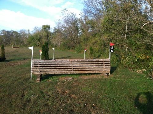 Fence 13A - Sliced Log