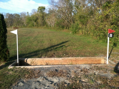 Fence 13B - Open Ditch