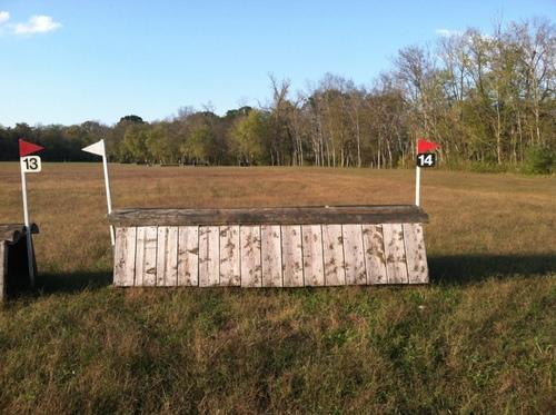 Fence 14 - Half Round Table