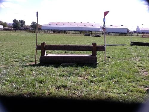 Fence 2 - Adjustable bench (set fot training)