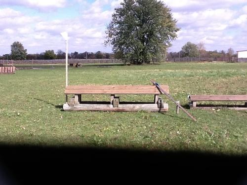 Fence 10 - Pheasant feeder