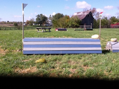 Fence 4 - Gray rolltop