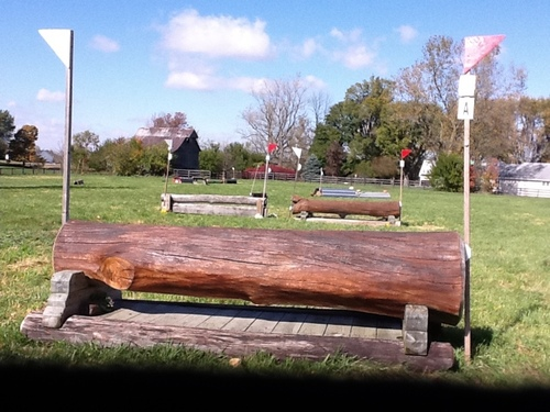 Fence 10A - Log sled