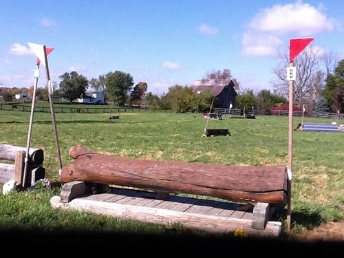 Fence 10B - Log sled