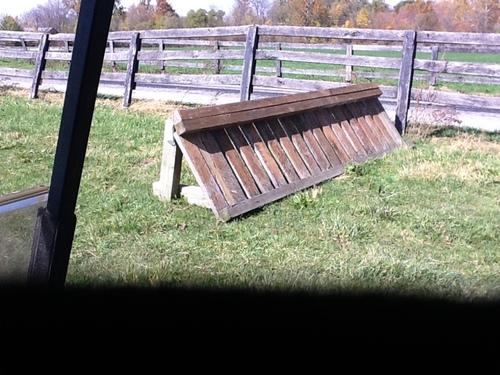 Fence 18 - Tiger trap