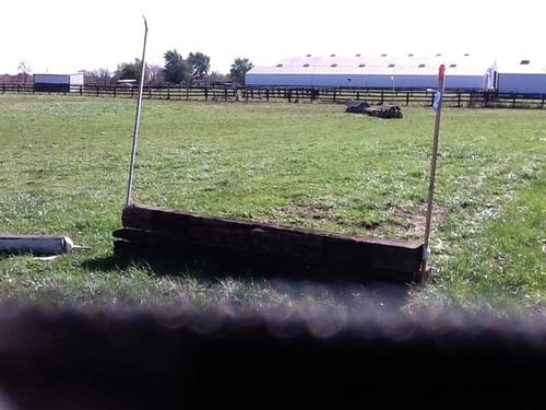 Fence 2 - RR ties