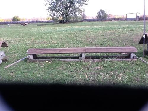 Fence 7 - Pheasant feeder
