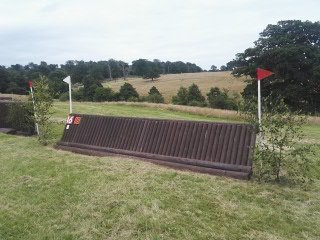 Obstacle 16 - Hedge behind for BE100