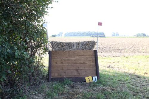 Fence 3 - Hecke