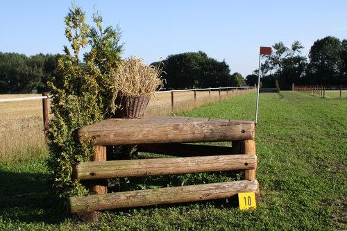 Fence 10 - Ecke