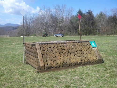 Fence 4 - Cordwood