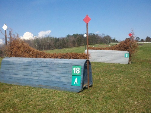 Fence 18AB - Brushrolls