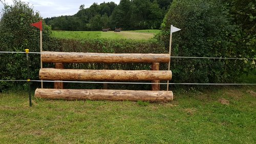 Obstacle 17A - Sauers Hecke