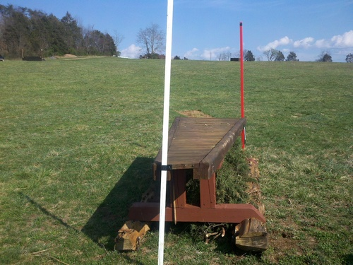 Obstacle 4B - Corner