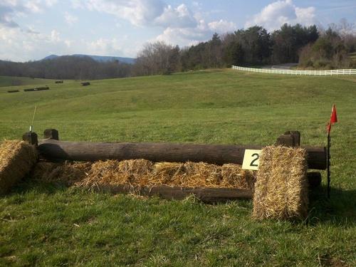 Fence 2 - Haystack