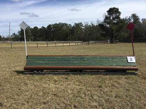 Fence 2 - Natural Ramp