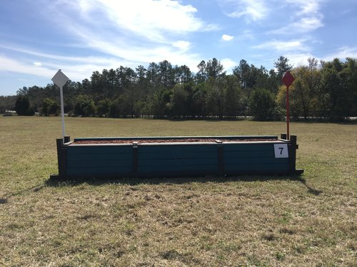Fence 7 - Blue Box