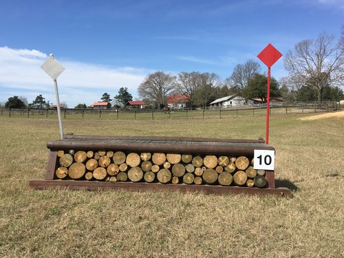 Fence 10 - Cord Wood