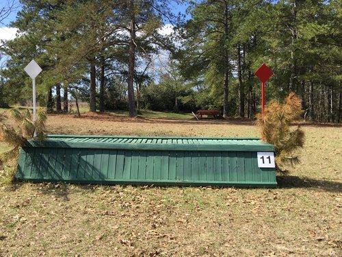 Fence 11 - Green Box