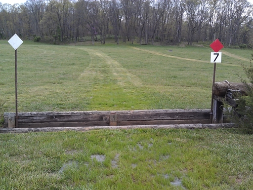 Obstacle 7 - Davis Ditch
