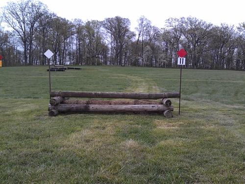 Fence 11 - Hog-Tied Hogsback