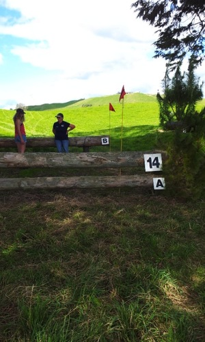 Obstacle 14A -