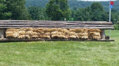 Hindernis 20 - Farm Vet Hayrack