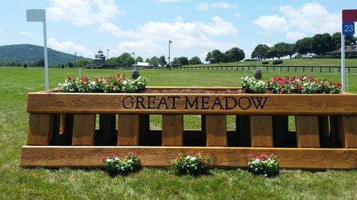 Hindernis 23 - Great Meadow Table