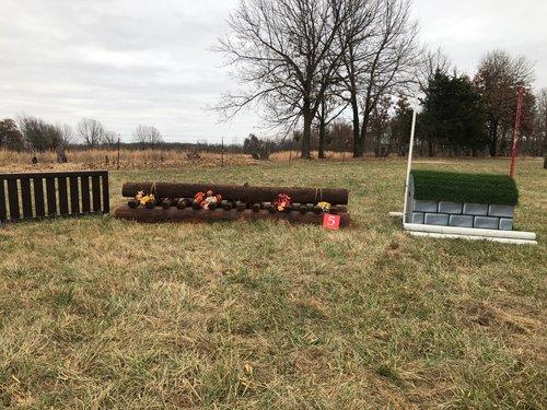 Fence 5 - Railroad track