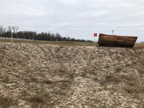 Fence 8 - Mound