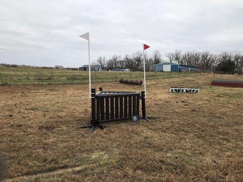 Fence 11B - Corner