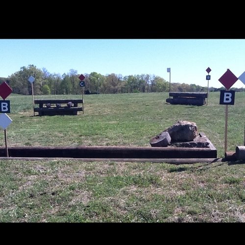 Obstacle 17B -