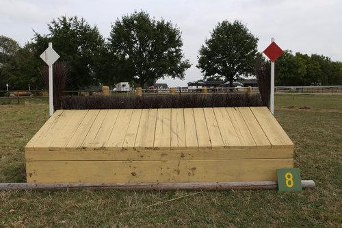 Fence 8 - Heller Tisch