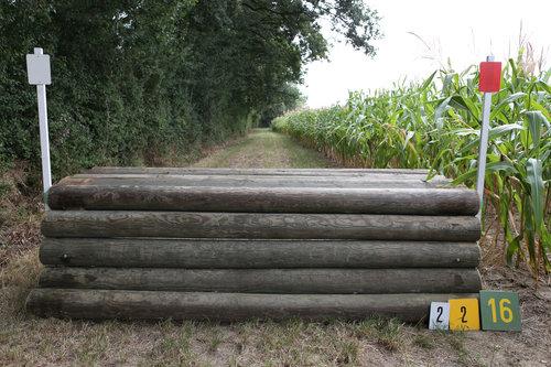 Fence 16 - Mastenstapel